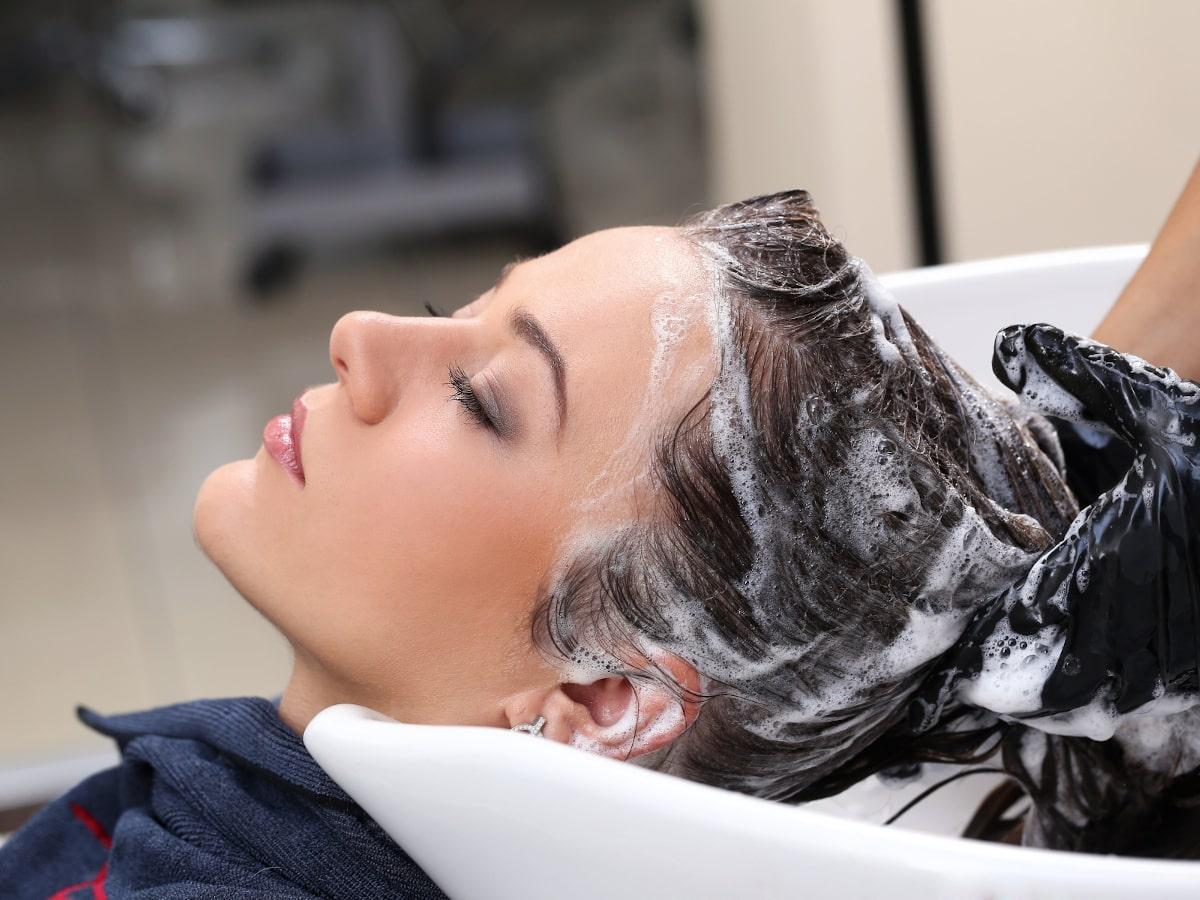 Shampoo & Haircut